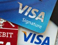 В работе платежной системы Visa произошел сбой