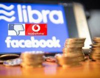 Vodafone последним покинул проект криптовалюты Facebook Libra