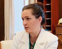 Скалецкая сообщила, что поселилась в медцентре «Новые Санжары» и будет выполнять рабочие обязанности оттуда