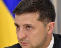 Зеленский отмечает, что акции против эвакуации украинцев из Уханя имели политическую поддержку