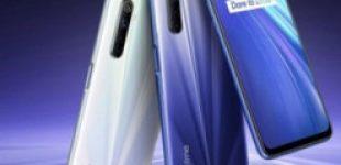 Realme 6 и Realme 6i представлены в Европе